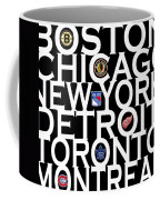 Original Six Coffee Mug