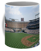 Orioles Park. Kansas City Royals Coffee Mug by Brian Gordon Green