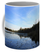 Orion's Lake At Sunset Coffee Mug