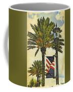Ormond Beach Patriotic Coffee Mug