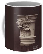 Ornamental Sculpture From The Paris Opera House (column Detail) Coffee Mug