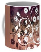 Ornametal 2 Purple Coffee Mug