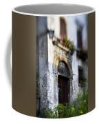 Ornate Italian Doorway Coffee Mug