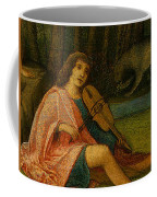 Orpheus Giovanni Bellini Coffee Mug