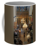 Orthodox Mass Coffee Mug