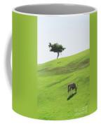 Oryx On Hill Coffee Mug