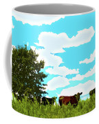 Osage County Cows Coffee Mug