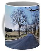 Osage County Road Coffee Mug