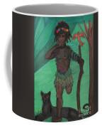 Osain Coffee Mug by Gabrielle Wilson-Sealy