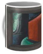 Oscar Bluemner, Study For Approaching Black, 1932 Coffee Mug