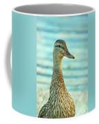 Oscar Le Canard Coffee Mug by Aimelle
