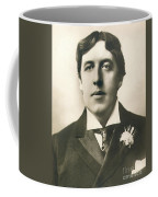 Oscar Wilde Coffee Mug by Granger