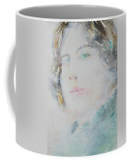 Oscar Wilde - Watercolor Portrait.7 Coffee Mug