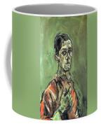 Oskar Kokoschka Art - 006 Oskar Kokoschka Coffee Mug