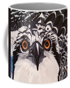 Osprey Eyes  Coffee Mug