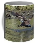 Osprey Fish That Got Away Coffee Mug