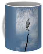 Osprey On Top Of The World Coffee Mug