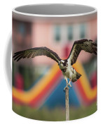 Osprey Salutes The Busch Eagle Coffee Mug