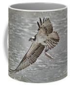 Osprey With Breakfast Coffee Mug
