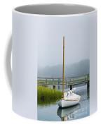 Osterville Sailboat Coffee Mug