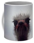 Ostrich - The Sharp End Coffee Mug