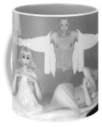 Othello And The Two Desdemonas - Deathbed Scene Coffee Mug