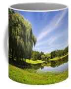 Otsiningo Park Reflection Landscape Coffee Mug