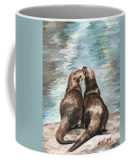 Otter Buddies Coffee Mug
