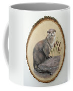 Otter - Growing Curiosity Coffee Mug
