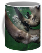 Otter Traffic Jam Coffee Mug
