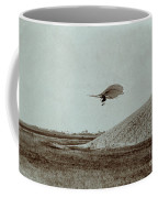 Otto Lilienthal Gliding Experiment Coffee Mug