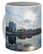 Oulu From The Sea 2 Coffee Mug