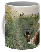 Our Daily Bread Anders Zorn Coffee Mug