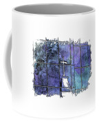 Our Father Berry Blues 3 Dimensional Coffee Mug
