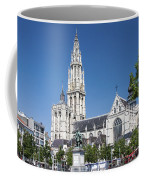 Our Lady Cathedral Antwerp Coffee Mug