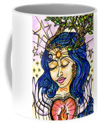 Our Lady Of Self Blessing Coffee Mug