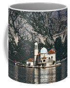 Our Lady Of The Rocks Church Coffee Mug