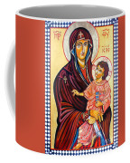 Our Lady Of The Snows  Coffee Mug