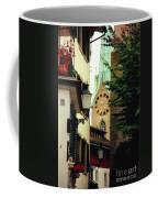 Our Ladys Minster Church In Zurich Switzerland Coffee Mug