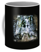 Our Little Angel Stone Carving Horizontal Coffee Mug