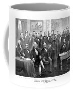 Our Presidents 1789-1881 Coffee Mug