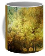 Our Town In Autumn Coffee Mug