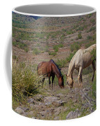 Out In The Open Range Coffee Mug