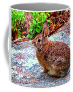 Out In The Yard Coffee Mug