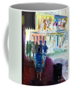 Out Of Darkness Into The Light Coffee Mug