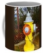 Out Of Service Coffee Mug