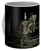 Out Of Shadow Coffee Mug