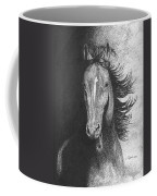 Out Of The Shadows Coffee Mug