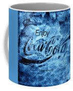 Out Of This World Coca Cola Blues Coffee Mug