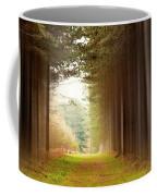 Out Of Woods Coffee Mug by Svetlana Sewell